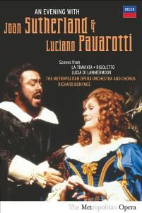 An Evening With Pavarotti & Sutherland, L. PAVAROTTI, J. Sutherland, R. Bonynge