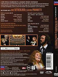 An Evening With Pavarotti & Sutherland - Produktdetailbild 1