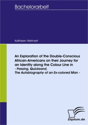 An Exploration of the Double-Conscious African- Americans on their Journey for an Identity along the Colour Line in -Passing, Quicksand, The Autobiography of an Ex-colored Man, Kathleen Wehnert