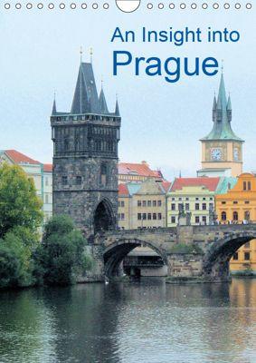 An Insight into Prague (Wall Calendar 2019 DIN A4 Portrait), Jon Grainge