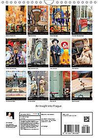An Insight into Prague (Wall Calendar 2019 DIN A4 Portrait) - Produktdetailbild 13