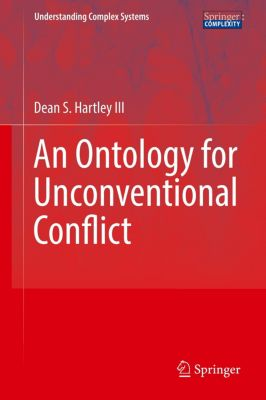 An Ontology for Unconventional Conflict, Dean S. Hartley