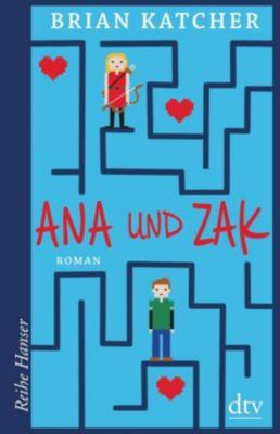 Ana und Zak, Brian Katcher