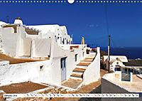 ANAFI ISLAND a sunny year (Wall Calendar 2019 DIN A3 Landscape) - Produktdetailbild 1