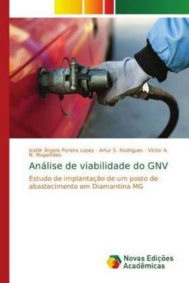 Análise de viabilidade do GNV, Izaldir Ângelo Pereira Lopes, Artur S. Rodrigues, Victor A. N. Magalhães