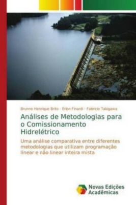 Análises de Metodologias para o Comissionamento Hidrelétrico, Brunno Henrique Brito, Erlon Finardi, Fabrício Takigawa