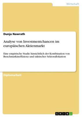 Analyse von Investmentchancen im europäischen Aktienmarkt, Dunja Nawrath