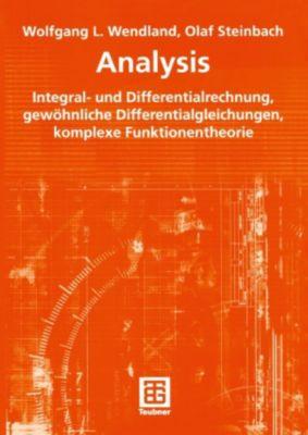 Analysis, Wolfgang L. Wendland, Olaf Steinbach
