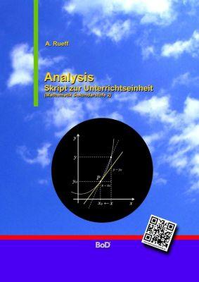 Analysis, Andreas Rueff