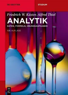 Analytik, Friedrich W. Küster, Alfred Thiel