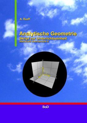 Analytische Geometrie, Andreas Rueff
