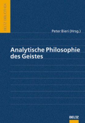 Analytische Philosophie des Geistes