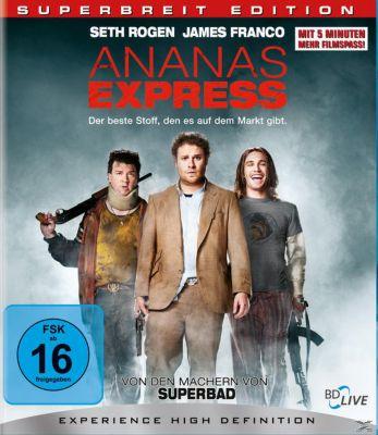 Ananas Express - Superbreit Edition Special Edition