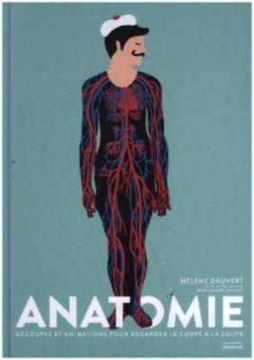 Anatomie, Hélène Druvert, Jean-Claude Druvert