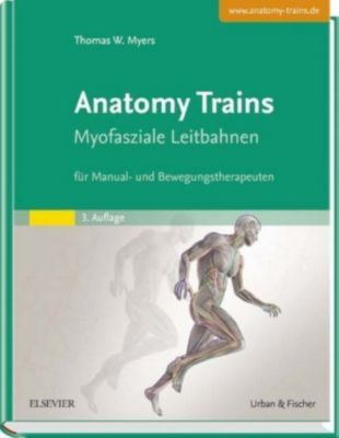 Anatomy Trains, Thomas W. Myers