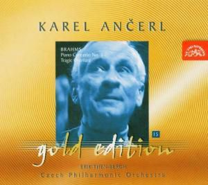 Ancerl Gold Ed.15/klavierkonz., Then-Bergh, K. Ancerl, Tp