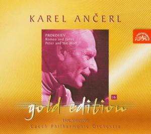 Ancerl Gold Ed.16/romeo & Juli, Shilling, K. Ancerl, Tp