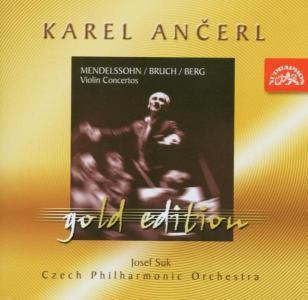 Ancerl Gold Ed.3: Violin Conc, Karel Ancerl, Tp