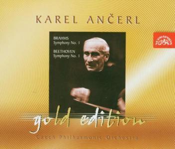 Ancerl Gold Ed.9: Sinfonien, Karel Ancerl, Tp