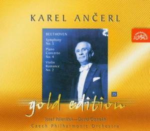 Ancerl Gold Edition 25: Sinfonie Nr. 5, Oistrach, Palenicek, Ancerl, Tp