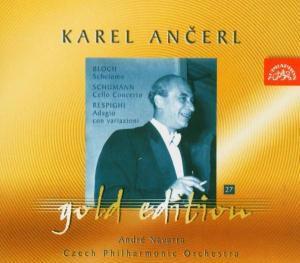 Ancerl Gold Edition 27: Shelomo, Navarra, Ancerl, Tp