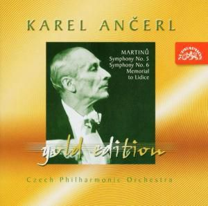 Ancerl Gold Edition 34: Sinfonie Nr. 5, Karel Ancerl, Tp