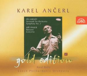 Ancerl Gold Edition 37: Serenade For Orchestra, K. Bidlo, K. Ancerl, Tp