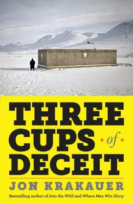 Anchor: Three Cups of Deceit, Jon Krakauer