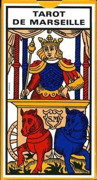 Ancien Tarot de Marseille, Tarotkarten