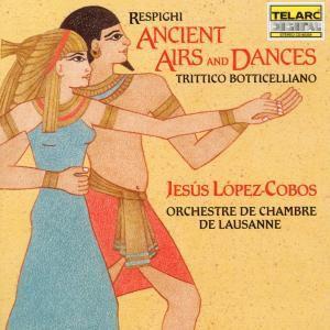 Ancient Airs & Dances, Jesus Lopez-Cobos