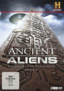 Ancient Aliens - Unerklärliche Phänomene, Staffel 5
