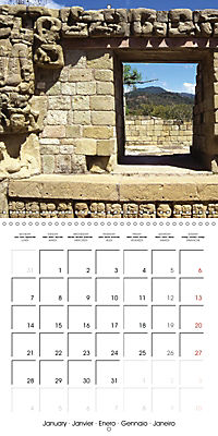 Ancient cultures of Central and South America - Lost Worlds (Wall Calendar 2019 300 × 300 mm Square) - Produktdetailbild 1