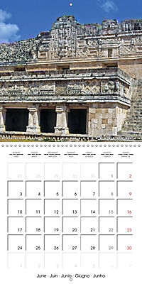 Ancient cultures of Central and South America - Lost Worlds (Wall Calendar 2019 300 × 300 mm Square) - Produktdetailbild 6