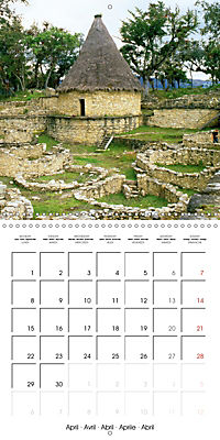 Ancient cultures of Central and South America - Lost Worlds (Wall Calendar 2019 300 × 300 mm Square) - Produktdetailbild 4