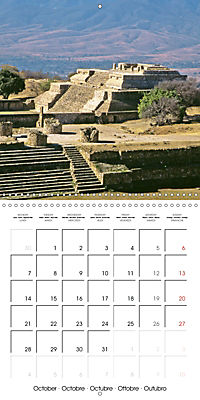 Ancient cultures of Central and South America - Lost Worlds (Wall Calendar 2019 300 × 300 mm Square) - Produktdetailbild 10