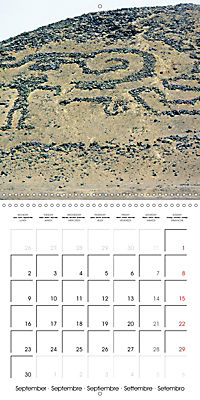 Ancient cultures of Central and South America - Lost Worlds (Wall Calendar 2019 300 × 300 mm Square) - Produktdetailbild 9