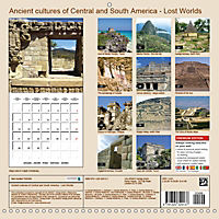 Ancient cultures of Central and South America - Lost Worlds (Wall Calendar 2019 300 × 300 mm Square) - Produktdetailbild 13