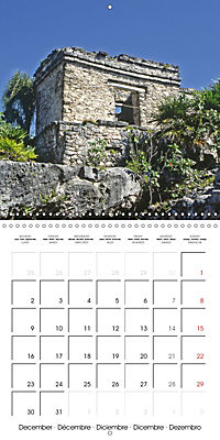 Ancient cultures of Central and South America - Lost Worlds (Wall Calendar 2019 300 × 300 mm Square) - Produktdetailbild 12
