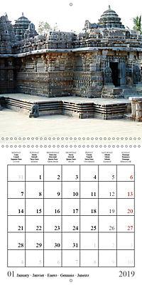 Ancient Indian Art (Wall Calendar 2019 300 × 300 mm Square) - Produktdetailbild 1