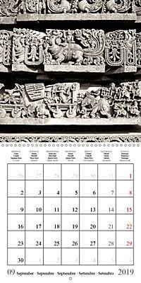 Ancient Indian Art (Wall Calendar 2019 300 × 300 mm Square) - Produktdetailbild 9