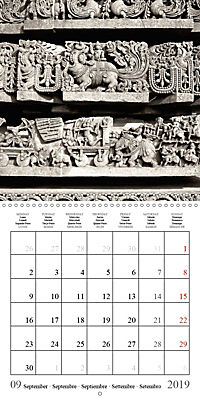 Ancient Indian Art (Wall Calendar 2019 300 × 300 mm Square) - Produktdetailbild 9