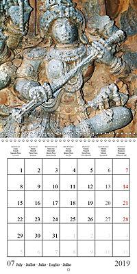 Ancient Indian Art (Wall Calendar 2019 300 × 300 mm Square) - Produktdetailbild 7
