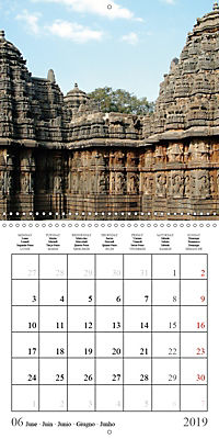 Ancient Indian Art (Wall Calendar 2019 300 × 300 mm Square) - Produktdetailbild 6
