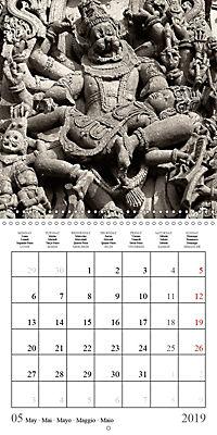 Ancient Indian Art (Wall Calendar 2019 300 × 300 mm Square) - Produktdetailbild 5