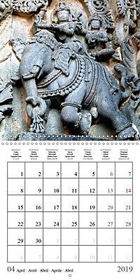 Ancient Indian Art (Wall Calendar 2019 300 × 300 mm Square) - Produktdetailbild 4
