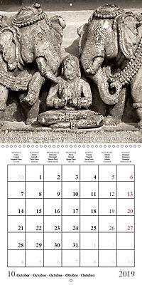 Ancient Indian Art (Wall Calendar 2019 300 × 300 mm Square) - Produktdetailbild 10