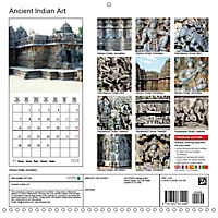 Ancient Indian Art (Wall Calendar 2019 300 × 300 mm Square) - Produktdetailbild 13