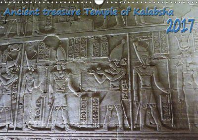 Ancient treasure Temple of Kalabsha (Wall Calendar 2019 DIN A3 Landscape), Ágnes Fodor