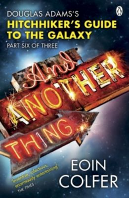 And Another Thing ..., Eoin Colfer