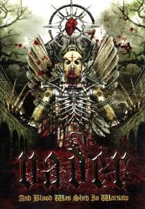 And Blood Was Shed in Warsaw (DVD + CD), Vader